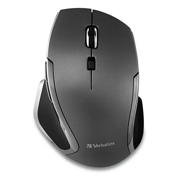 Deluxe Blue LED Mouse – Graphite
